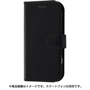 RT-KFK3ELC1/BB [らくらくスマートフォン me F-03K用ケース 手帳 マグネット/ブラック]
