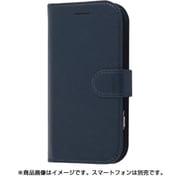 RT-KFK3ELC1/DN [らくらくスマートフォン me F-03K用ケース 手帳 マグネット/ダークネイビー]