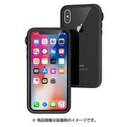 CT-IPIP178-BK [iPhone X 衝撃吸収ケース ブラック]
