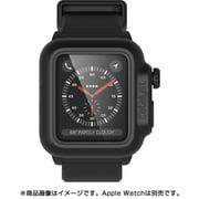 CT-WPAW1742-BK [Apple Watch 42mm シリーズ 2/3 完全防水ケース]