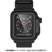 CT-WPAW1738-BK [Apple Watch 38mm シリーズ 2/3 完全防水ケース]