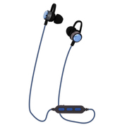 OWL-BTEP06-BL [マグネット付きカナル式 ワイヤレスイヤホン Bluetooth4.2 IPX4準拠 ブルー]