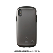 iPhone X用 iFace Sensation Matteケース グレー