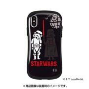 iPhone X iFace First Classケース STAR WARS Vader&Trooper/ブラック