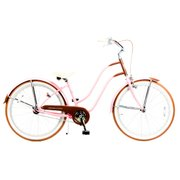 PCH101-26L STRAWBERRY CHOCO [Rainbow Beach Cruiser]