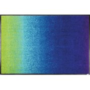 AB00280 [玄関マット Blue Rainbow 50×75 cm]