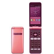 GRATINA (グラティーナ) KYF37 ピンク [携帯電話]