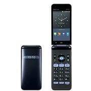 GRATINA (グラティーナ) KYF37 ブラック [携帯電話]