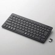 TK-FDP098TBK [ワイヤレスミニキーボード/パンタグラフ式/薄型/ブラック]