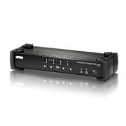 CS1924 [USB 3.0ハブ搭載 DCI 4K対応 4ポートUSB DisplayPort KVMPスイッチ]