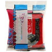 韓国風味付塩焼海苔 4袋