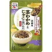 日本を味わうソフトふりかけ 京都風茎わかめとじゃこの炊いたん 28g