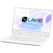 PC-NM350KAW [LAVIE Note Mobile NM350/KAシリーズ 12.5型ワイド/Core m3-7Y30/メモリ4GB/SSD 128GB/Windows 10 Home 64ビット/Office Home & Business 2016/ホワイト]