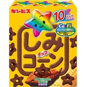 ギンビス しみチョココーン 大箱 220g [チョコレート菓子]