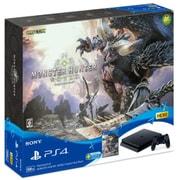 プレイステーション 4 モンスターハンター:ワールド スターターパック ブラック PS4通常版 500GB(CUH-2100AB01)+PS4ソフト [CUHJ-10022]
