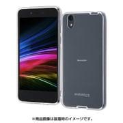 RT-ANS3CC2/C [Android One S3 ハイブリッドケース クリア]