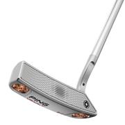 VAULT 2.0 パター ZB プラチナカラー 34インチ 350g PP58グリップ ブラック/カッパー [ゴルフ パター]