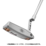 VAULT 2.0 パター VOSS プラチナカラー 35インチ 350g PP58グリップ ブラック/カッパー 左用 [ゴルフ パター]