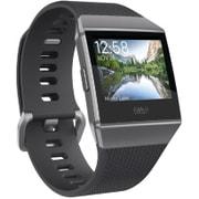 FB503GYBK-CJK [Fitbit(フィットビット) スマートウォッチ iONIC チャコール/スモークグレー]