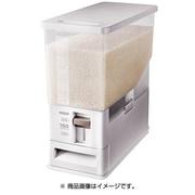 計量米びつ 12㎏ ホワイト