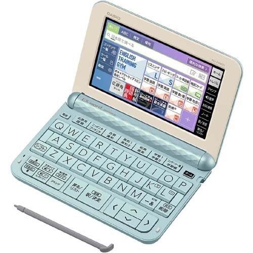 XD-Z4800BU [電子辞書 EX-word(エクスワード) XD-Zシリーズ 高校生モデル 209コンテンツ収録 ブルー]