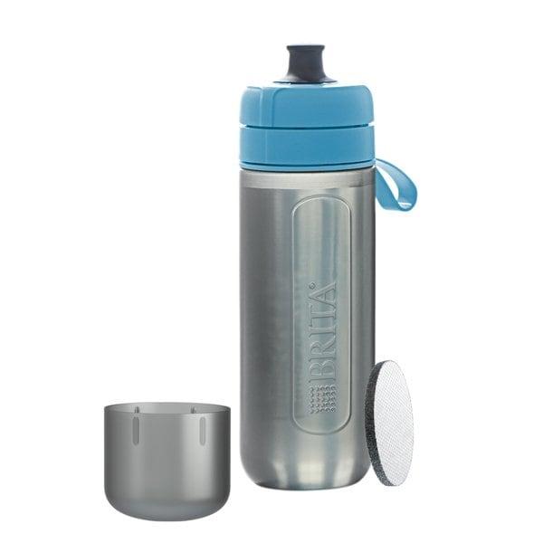 BJGABLZ [fill & go Active(フィル&ゴーアクティブ)浄水機能付き携帯ボトル ブルー]