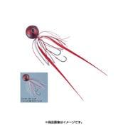 19216 桜幻 鯛ラバーQ 180g OGN012 #9 セクシーレッド [シンカー・オモリ 船釣り用]