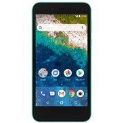 Android One S3 ターコイズ [スマートフォン]