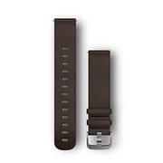 010-12691-11 [QuickReleaseバンド 20mm DarkBrown Leather]