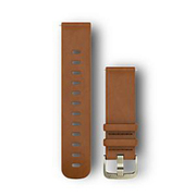 010-12691-12 [QuickReleaseバンド 20mm LightBrown Leather]