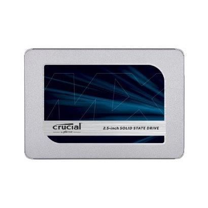 "CT250MX500SSD1/JP [250GB SATA 2.5"" 7mmSSD(with 9.5mm adapter)]"