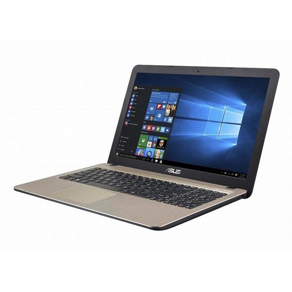 F540YA-XX638T [ASUS VivoBook F540YA 15.6型 1366×768(WXGA)/AMD E1-6010 APU(+ AMD Radeon R2 グラフィックス)/メモリ 4GB/HDD 500GB/DVDスーパーマルチドライブ/ダークブラウン]