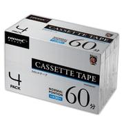 HDAT60N4P [カセットテープ 60分(片面30分) 4本パック]
