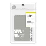 RG1D [RINGO メモ A7変型 スターターセット 5mmドット罫  120枚]