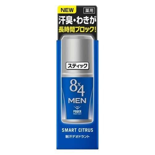8×4 MEN スティック スマートシトラス [15g]
