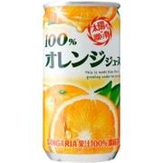 100%オレンジジュース 190g×30本