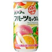 100%フルーツミックスジュース 190g×30本