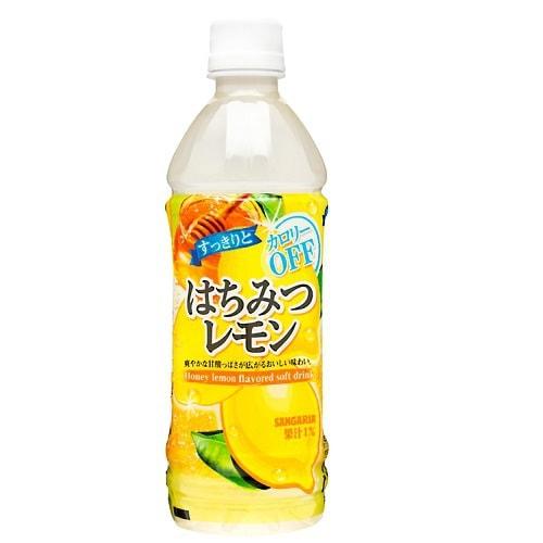 すっきりとはちみつレモン 500ml×24本