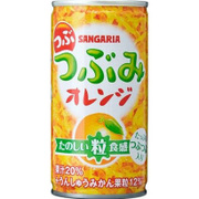 つぶみオレンジ 190g×30本