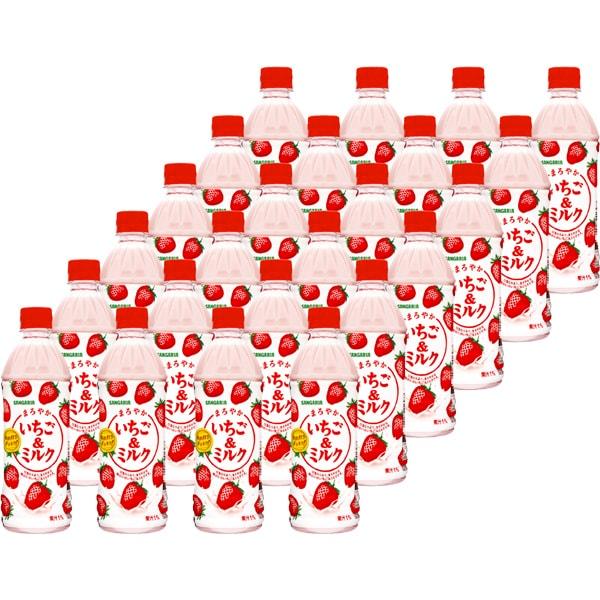 まろやかいちご&ミルク 500ml×24本