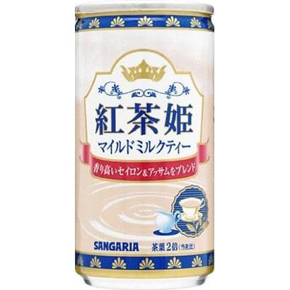 紅茶姫マイルドミルクティー 185g×30本