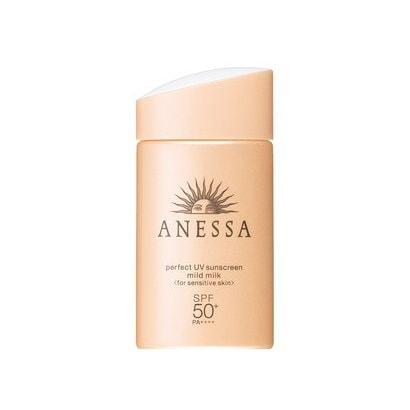 アネッサ パーフェクトUV マイルドミルク [顔・からだ用 日焼け止め用乳液 SPF50+ PA++++ 60mL]