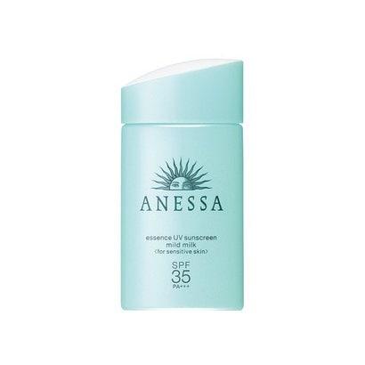アネッサ エッセンスUV マイルドミルク [顔・からだ用 日焼け止め用乳液 SPF35 PA+++ 60mL]