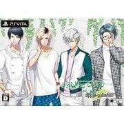 DYNAMIC CHORD feat.apple-polisher V edition 初回限定版 [PS Vitaソフト]