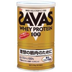 ホエイプロテイン100 香るミルク風味 18食分