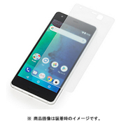 Y1-EF22-SNKY [Y!mobile Selection Android One X3用 衝撃吸収保護フィルム]