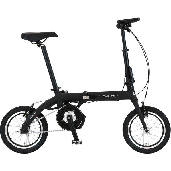 ウルトラライトE-BIKE140E BK [電動アシスト自転車]