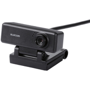 UCAM-C310FBBK [PCカメラ/100万画素/マイク内蔵/高精細ガラスレンズ/ブラック]