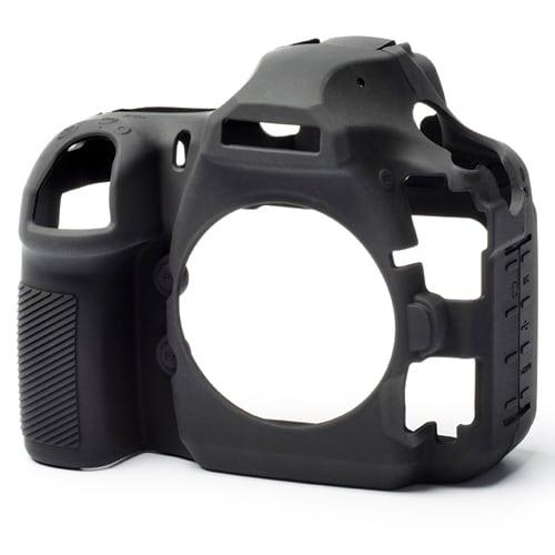 イージーカバー Nikonデジタル一眼 D850用 ブラック [カメラ用シリコンカバー]