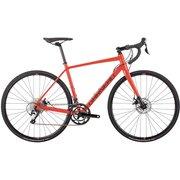 AXIS D2 ネオンレッド(98G NEON RED) [ロードバイク 5000mm(M) 外装20段変速 SHIMANO TIAGRA ディスクブレーキ採用 2018年モデル]
